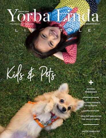Yorba Linda Lifestyle 2020-08