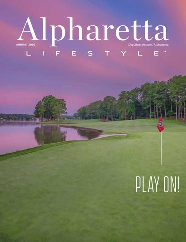 Alpharetta Lifestyle 2020-08