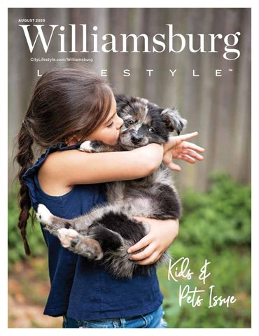 Williamsburg Lifestyle 2020-08