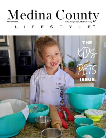 Medina County Lifestyle 2020-08