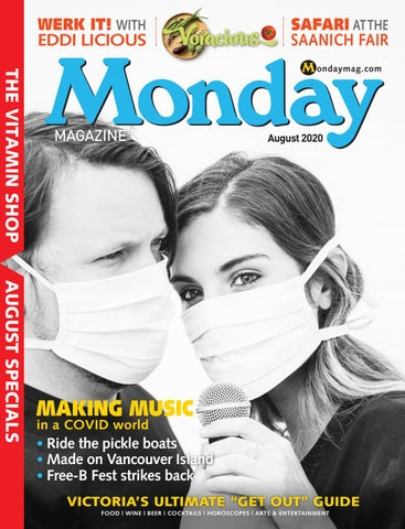 Monday Magazine, July 30, 2020