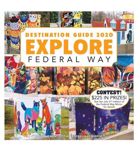 2020 Explore Federal Way