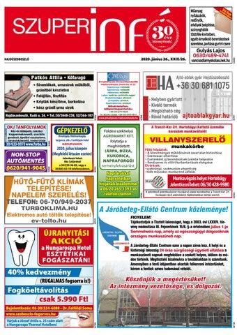 Hajduszoboszlo 2020.06.26