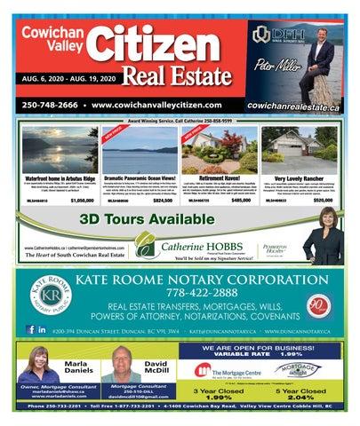 August 06, 2020 Cowichan Valley Citizen