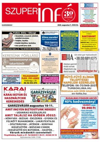 Hajduszoboszlo 2020.08.07