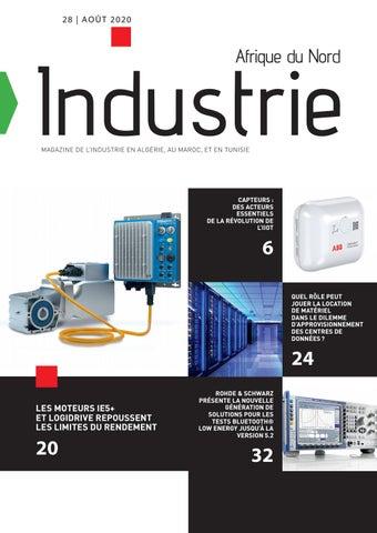 Industrie Afrique du Nord | 28 - Août 2020