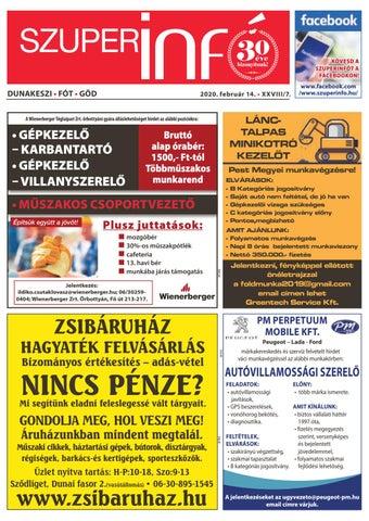 Dunakeszi 2020.02.14