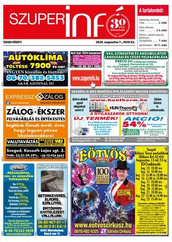 Szeged 2020.08.07