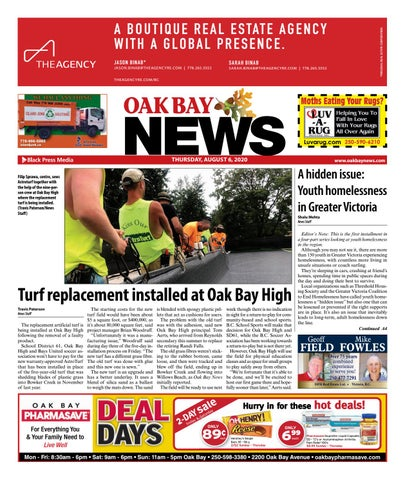 Oak Bay News, August 6, 2020