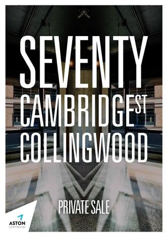 70 Cambridge Street, Collingwood