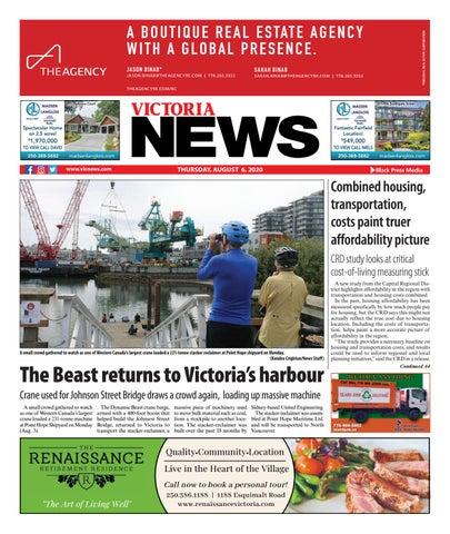 Victoria News, August 6, 2020