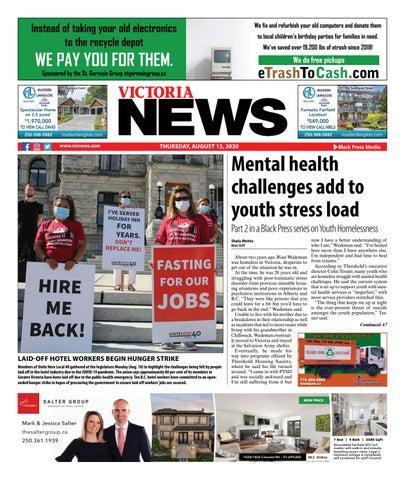 Victoria News, August 13, 2020