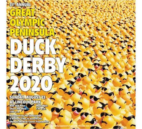 Duck Derby 2020