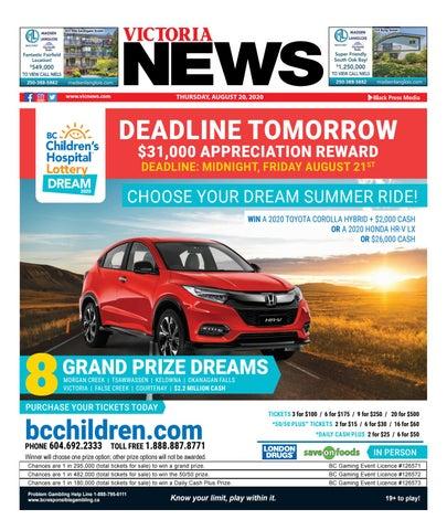 Victoria News, August 20, 2020