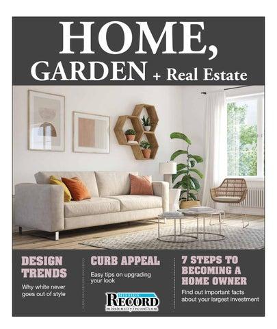 Home + Garden August