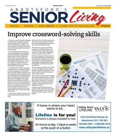 Senior Living July 2020