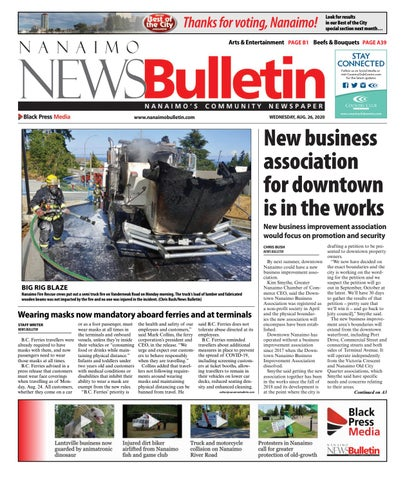 Nanaimo News Bulletin, August 26, 2020