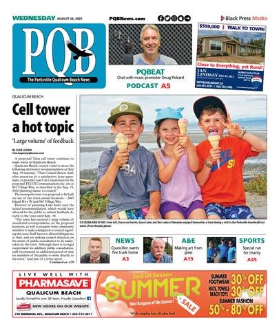 Parksville Qualicum Beach News, August 26, 2020