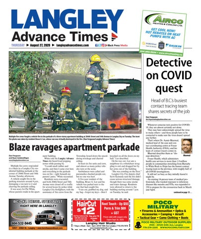 Langley Times, August 27, 2020