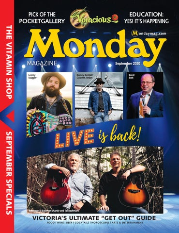 Monday Magazine, August 27, 2020