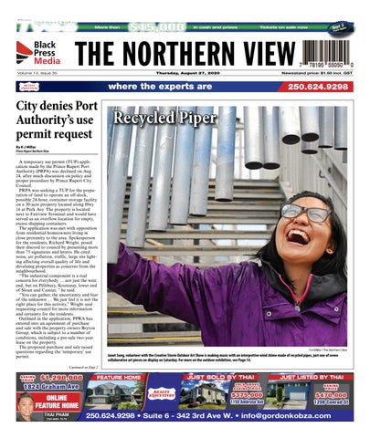 The Northern View/Northern Connector, August 27, 2020