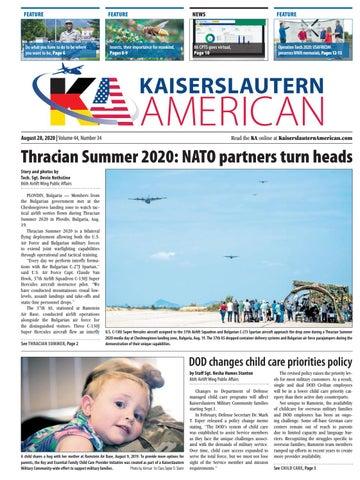 Kaiserslautern American - August 28, 2020