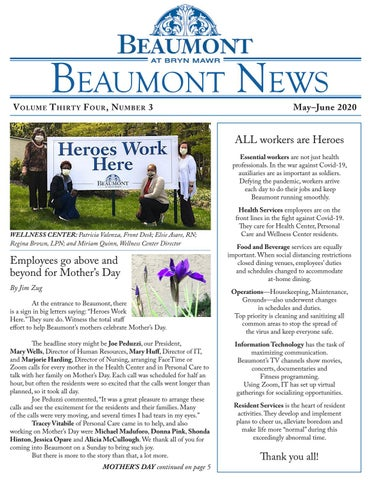 Beaumont News June 2020