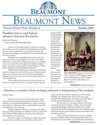 Beaumont News August 2020
