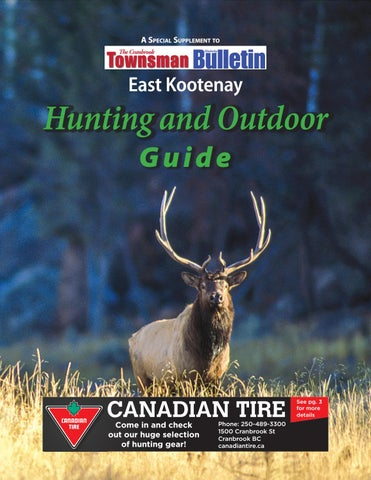Hunting and Outdoor Guide