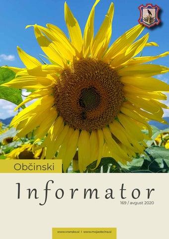 OBČINSKI INFORMATOR 169