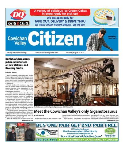 Cowichan Valley Citizen, August 27, 2020