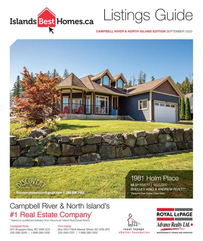 September 01, 2020 Campbell River Mirror