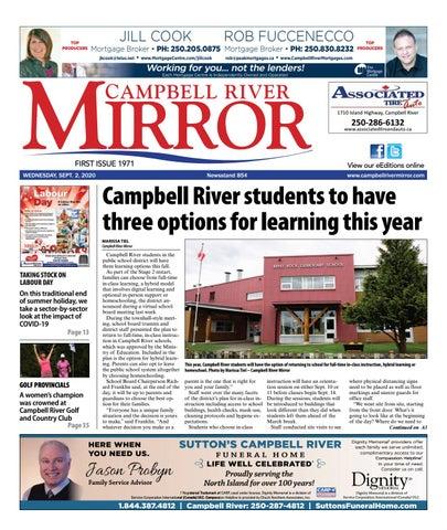 Campbell River Mirror, September 2, 2020