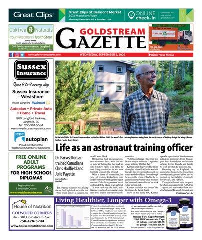 Goldstream News Gazette, September 2, 2020