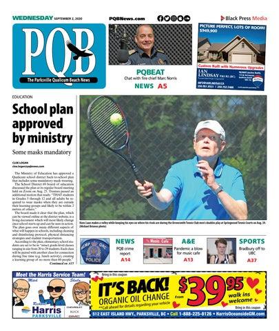 Parksville Qualicum Beach News, September 2, 2020