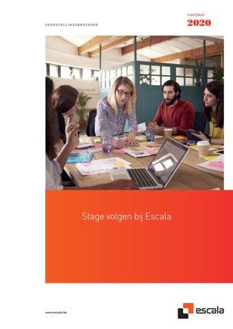 Escala stagegids