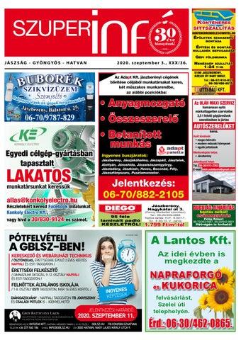 Jászberény 2020.09.03