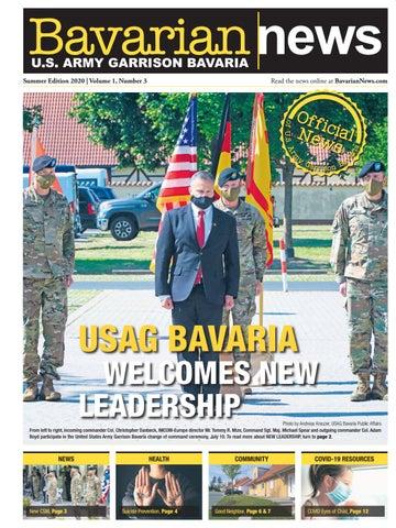Bavarian News - September 2020