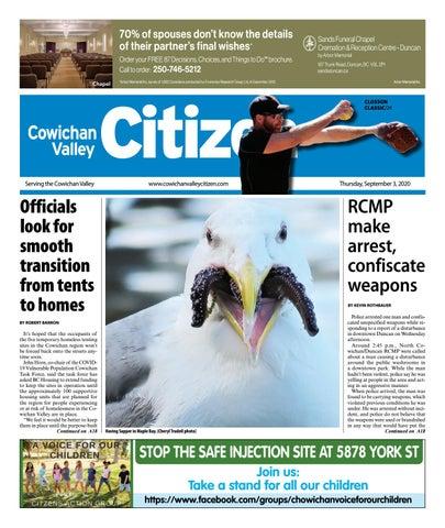 Cowichan Valley Citizen, September 3, 2020
