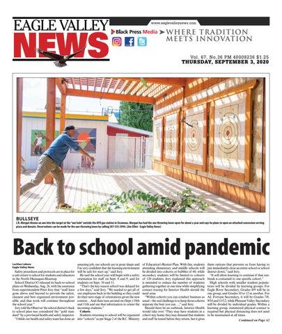 Eagle Valley News, September 3, 2020