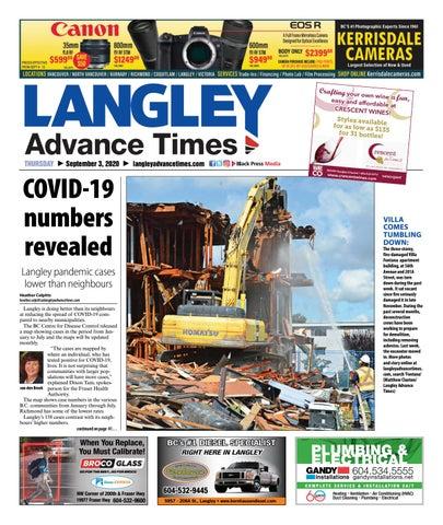 Langley Times, September 3, 2020