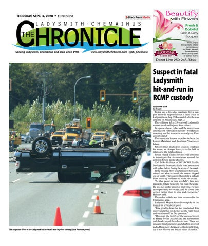Ladysmith Chronicle, September 3, 2020