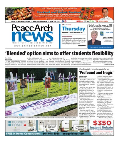 Peace Arch News, September 3, 2020