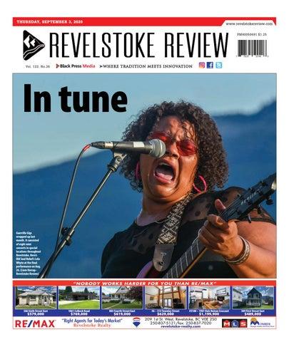 Revelstoke Times Review, September 3, 2020