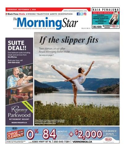 Vernon Morning Star, September 3, 2020