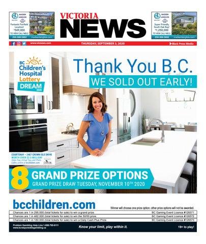 Victoria News, September 3, 2020