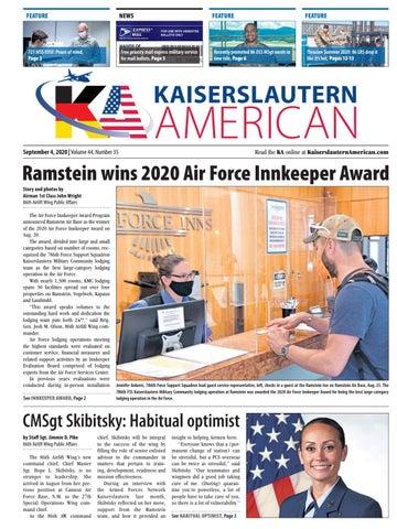 Kaiserslautern American - September 4, 2020
