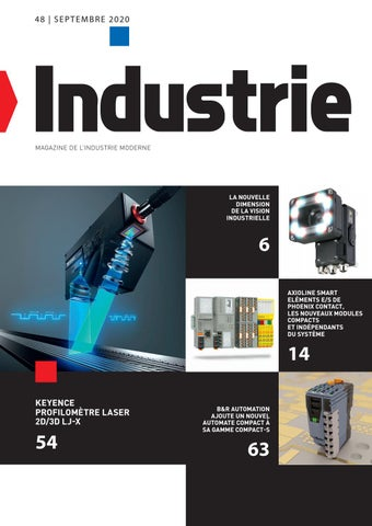 Industrie | 48 - Septembre 2020