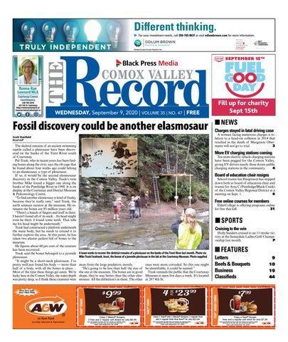 Comox Valley Record, September 9, 2020