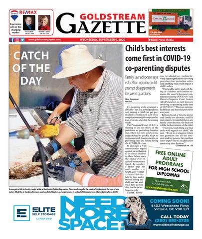 Goldstream News Gazette, September 9, 2020